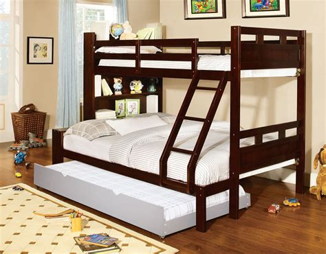 Fairfield Bunk Bedroom Set Furniture Of America