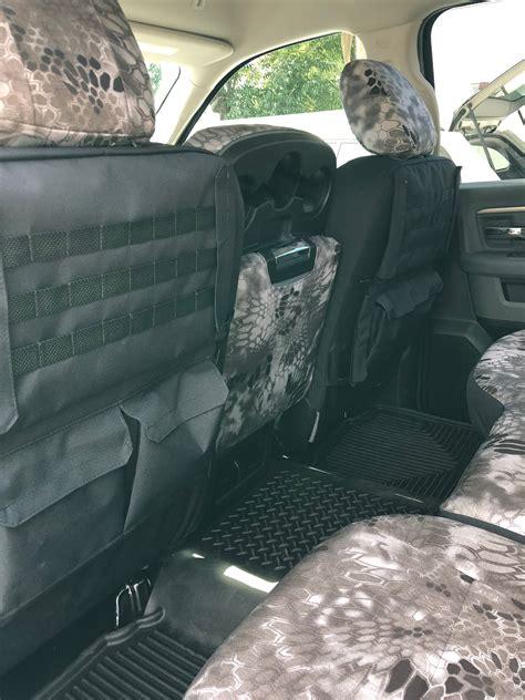Cabelas Ruff Tuff Seat Covers  Kryptek Raid Camo Pattern