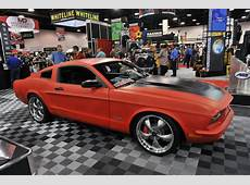2011 Mustang reskinned with classic body panels Autoblog