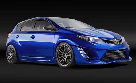 Scion Im Revealed As A Sporty 5door Hatchback » Autoguide