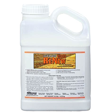 wood renew log cleaning concentrate logfinishcom