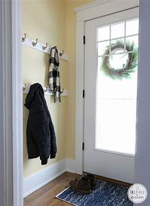 Diy Entryway Coat Rack With Bench — STABBEDINBACK Foyer