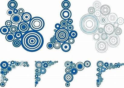 Circle Pattern Abstract Graphic Clipart Definition Abstrak
