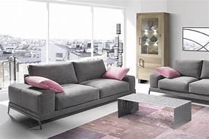Canapé Scandinave Rose : canap confort personnalisable story ~ Teatrodelosmanantiales.com Idées de Décoration