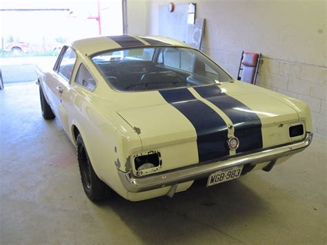 carryover shelby mustang restoration