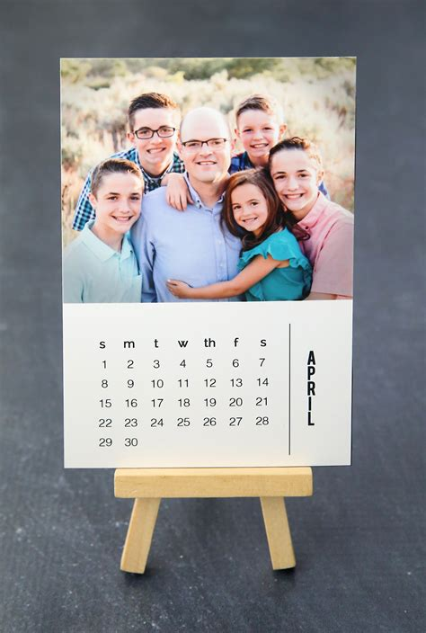 diy photo calendar magnets   templates