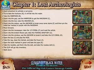 Mystery Of The Ancients  The Curse Of The Black Water