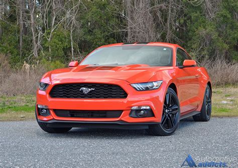 ford mustang coupe premium ecoboost quick spin