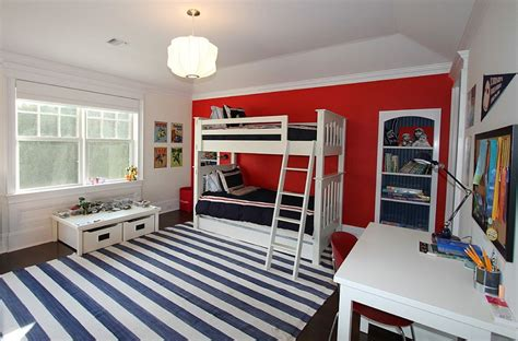 Kids' Bedrooms Wrapped In Shades