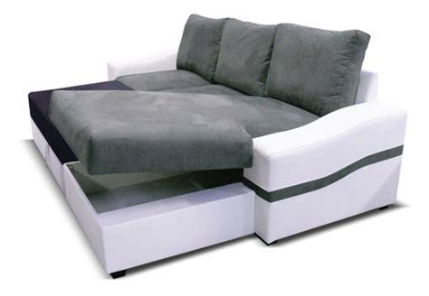 canapé d angle basika canape d 39 angle à droite convertible oregon blanc gris