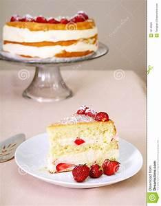 Strawberry Shortcake Royalty Free Stock Photo - Image ...