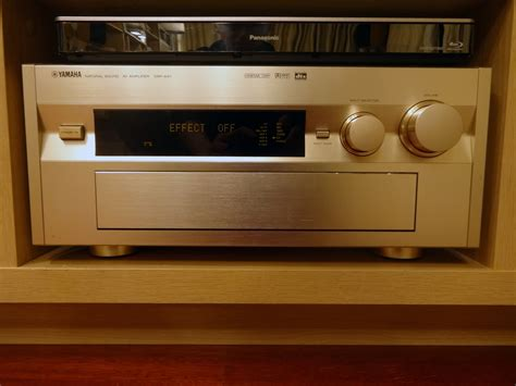 A/V усилитель Yamaha DSP-AX1 | Hi-Fi.ru
