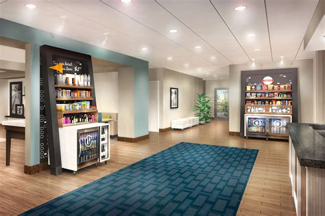 Hotel 'markets' In A Savvy Retail Mix