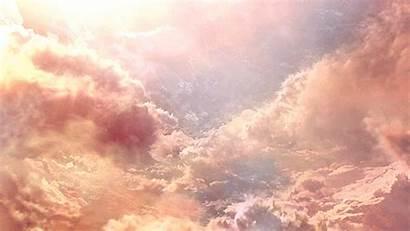 Clouds Sky Aesthetic Gifs Cyberpunk Animated Japanese