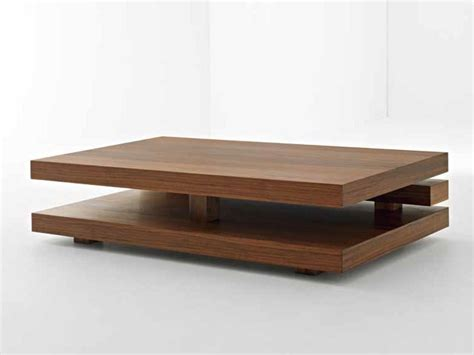table basse design bois images