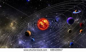 Solar System Eight Planets Elements This Stock ...