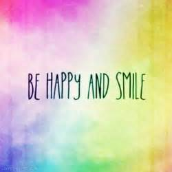 smile and be happy quotes quotesgram