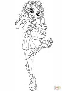 Lorna McNessie coloring page Free Printable Coloring Pages