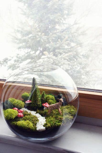 Terrarium Im Glas by Herbstlandschaft Im Glas Tina S Ideenwelt Terrarium