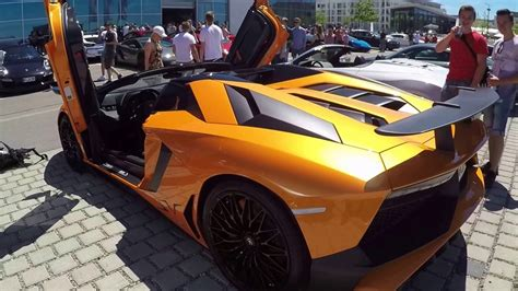 lamborghini aventador s roadster orange lamborghini aventador roadster lp 750 4 sv super veloce walkaround interior orange