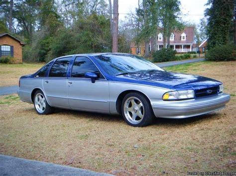 Kpearce 1993 Chevrolet Caprice Specs, Photos, Modification