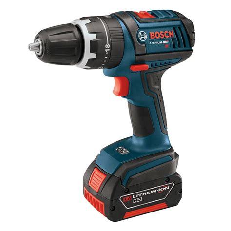 bosch  volt lithium ion cordless   hammer drill