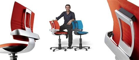 fauteuil de bureau ergonomique mal de dos siège de bureau ergonomique 3dee entrez dans la