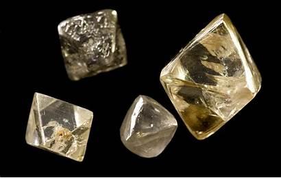 Diamonds Diamond Mineral Minerals Conchoidal Lucapa Resource
