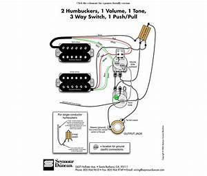 Les Paul Pickup Wiring Diagram