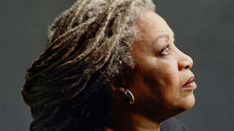 toni morrison nobel prize winning author  beloved