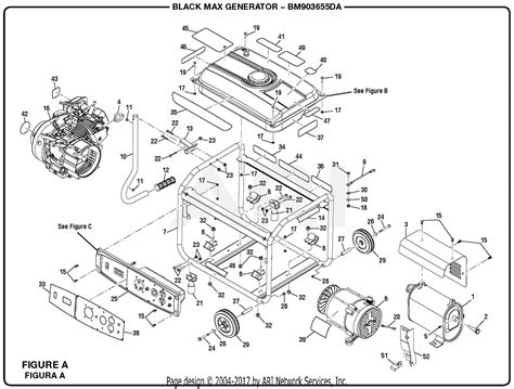 Homelite Bmda Watt Generator Parts Diagram For