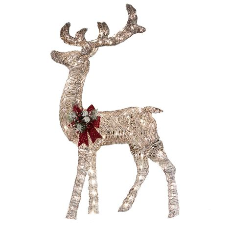 christmas decorations reindeer outdoor  agustus