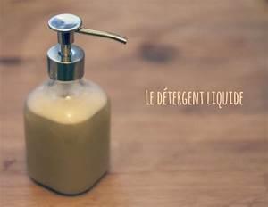 Faire Son Produit Lave Vaisselle : comment faire son liquide vaisselle soi meme imprimez ~ Nature-et-papiers.com Idées de Décoration