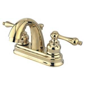 restoration classic polished brass bathroom faucet target