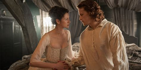 'Outlander,' The Wedding Episode And TV's Sexual Revolution   HuffPost
