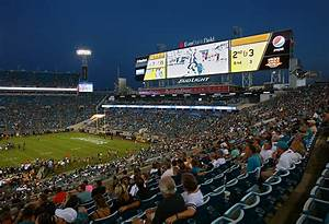 Tiaa Bank Field Seating Chart Georgia Florida Everbank Field Seating Brokeasshome Com
