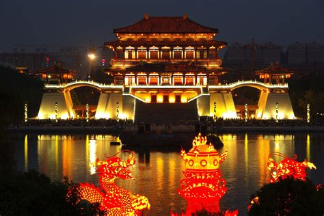 15 Days Central Plains Water Town Tour   China Tours ...