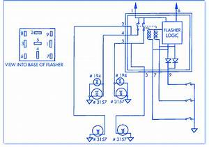 Dodge Caravan 1996 Under The Dash Electrical Circuit Wiring Diagram  U00bb Carfusebox