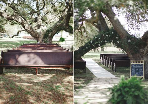 Romantic Backyard Texas Wedding