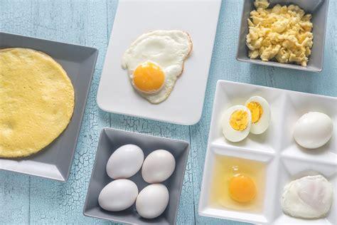 Tutti Modi Per Cucinare Uova Con Molta Attenzione