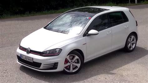 2015 Vw Golf 7 Gti Performance (230 Hp) Test Drive Youtube