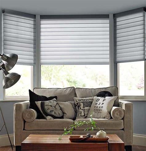bay window blinds   measure  thomas sanderson