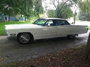 1968 Cadillac Sedan Deville