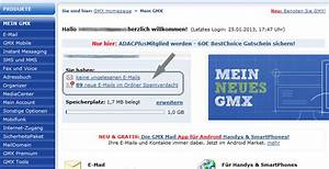 Gmx Rechnung Nicht Bezahlen : wo finde ich meinen spam ordner ~ Themetempest.com Abrechnung