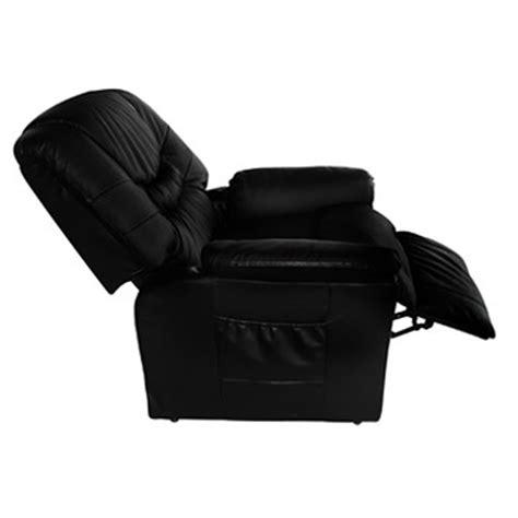 la boutique en ligne fauteuil relax massant noir delux vidaxl fr