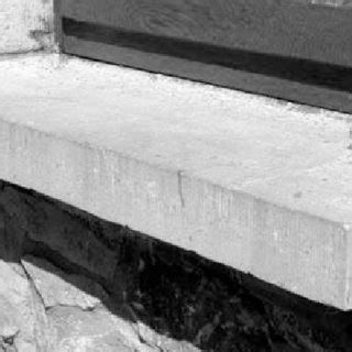 Sloped Window Sill by Pdf Interior Insulation Retrofits Of Load Bearing