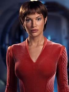 Star Trek: Enterprise - Jolene Blalock as Subcommander T ...