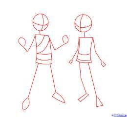 How to Draw Easy Cartoon Bodies