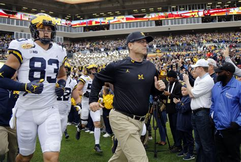 Michigan-Notre Dame football: TV channel, game time, odds