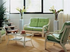 Salon En Rotin Pour Veranda : fauteuil en rotin d 39 int rieur brin d 39 ouest ~ Melissatoandfro.com Idées de Décoration